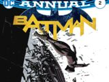 Batman Annual Vol 3 2