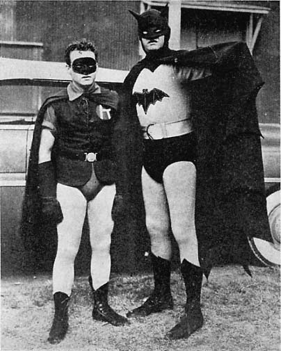 Richard Grayson (Batman Serial) | DC Database | FANDOM