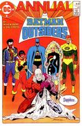 Batman and the Outsiders Annual Vol 1 2