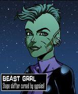 Beast Grrl Ame-Comi 001