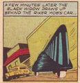 Black Widow Car