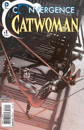 Convergence Catwoman Vol 1 1
