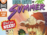 Dog Days of Summer Vol 1 1
