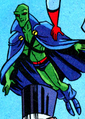 Martian Manhunter Teen Titans