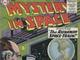 Mystery in Space Vol 1 50
