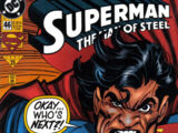 Superman: The Man of Steel Vol 1 46