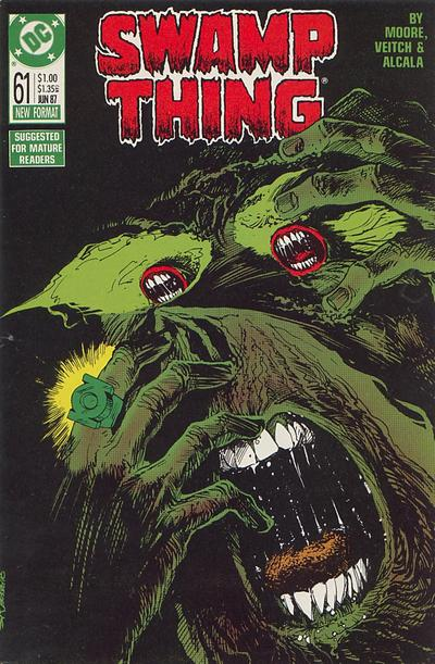 Swamp Thing Vol 2 61 Dc Database Fandom Powered By Wikia
