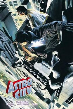 Cover for the Astro City: Confession Trade Paperback