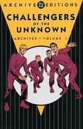 Challengers of the Unknown Archives Vol 1 1