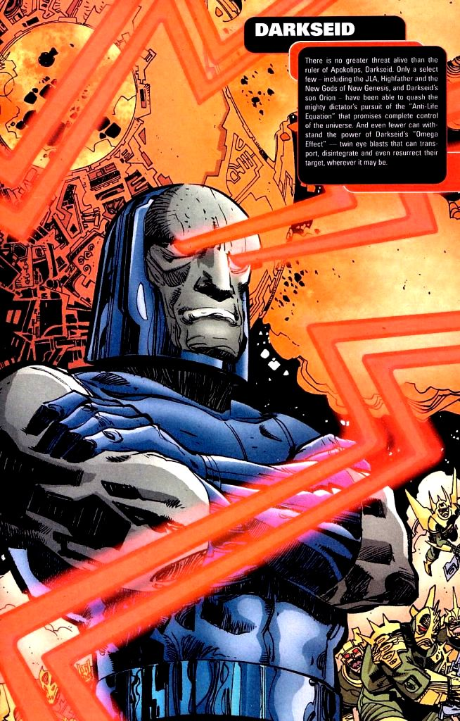 Uxas (New Earth) | DC Database | FANDOM powered by Wikia Superman Vs Darkseid New 52