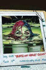 Harley Quinn is born