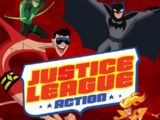 Justice League Action (TV Series) Episode: All Aboard the Space Train