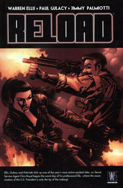 Cover for the Reload/Mek Trade Paperback