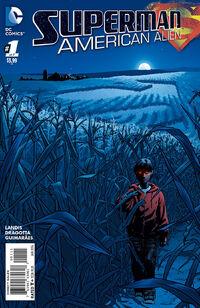 Superman American Alien Vol 1 1