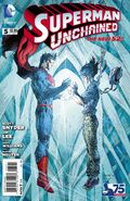 Superman Unchained Vol 1 5