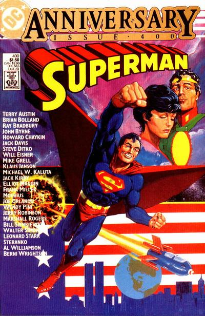 Image result for elliot s.maggin superman no 400