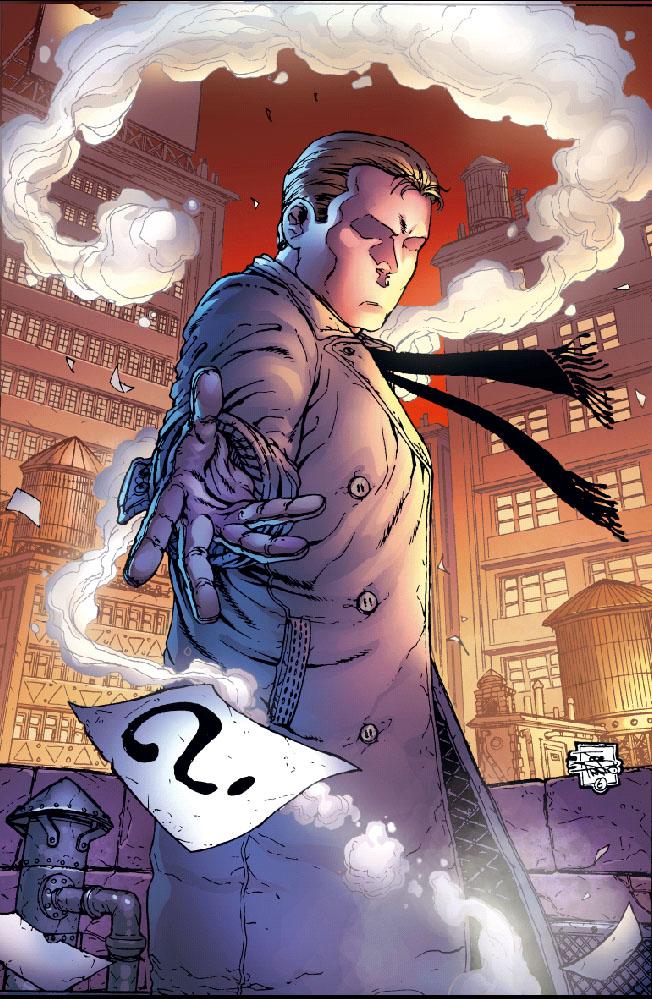Resultado de imagem para the question dc comics