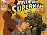 Adventures of Superman Vol 1 642
