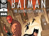 Batman: The Adventures Continue Vol 1 5