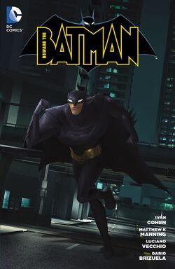 Cover for the Beware the Batman Vol. 1 Trade Paperback