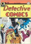 Detective Comics 113