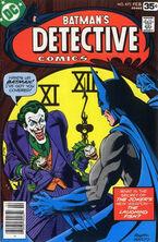 Detective Comics 475