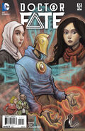 Doctor Fate Vol 4 12
