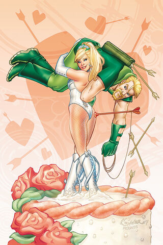 File:Green Arrow Black Canary Wedding 01.jpg