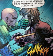 Lex Luthor and Mazahs (Earth-3)
