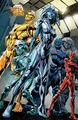 Metal Men Prime Earth 001