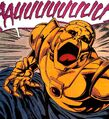 Robotman screaming