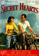Secret Hearts Vol 1 1