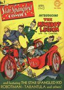 Star Spangled Comics 7