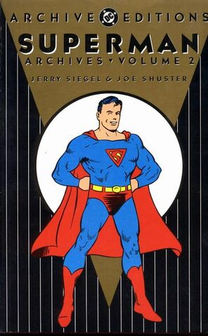 File:Superman Archives, Volume 2.jpg