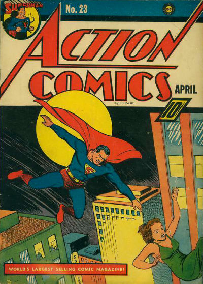 Image result for Action Comics #23