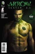 Arrow Season 2.5 Vol 1 1