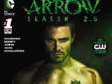 Arrow: Season 2.5 Vol 1 1