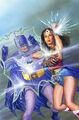 Batman '66 Meets Wonder Woman '77 Vol 1 1 Textless Variant