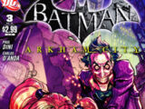 Batman: Arkham City Vol 1 3