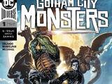Gotham City Monsters Vol 1