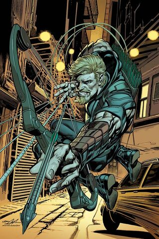 File:Green Arrow Vol 6 1 Textless Variant.jpg