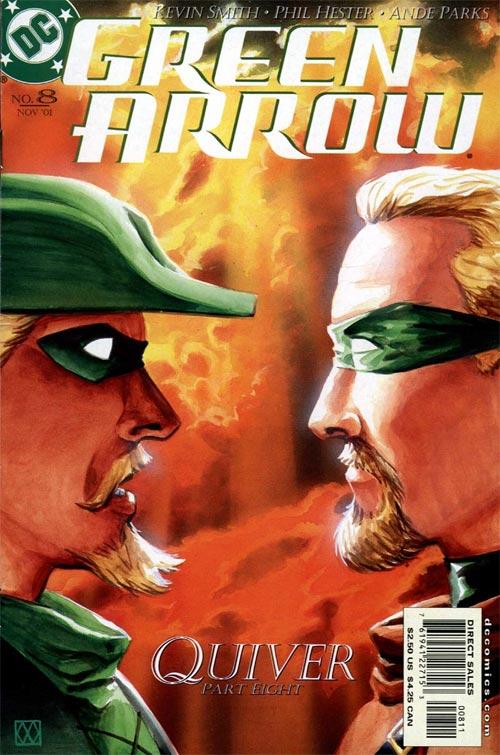 Green Arrow Vol 3 8 Dc Database Fandom Powered By Wikia