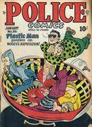 Police Comics Vol 1 86