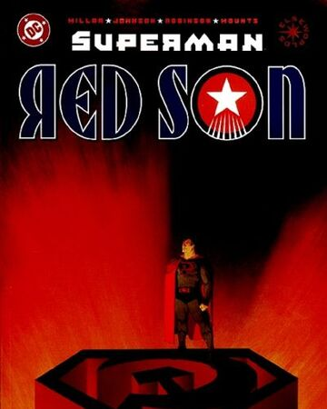 Superman Red Son Dc Database Fandom