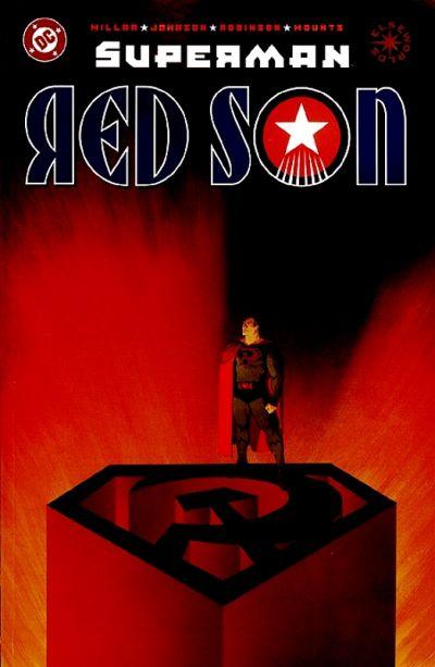 Znalezione obrazy dla zapytania superman red son