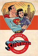 Superman The Golden Age Omnibus Vol 3 TPB
