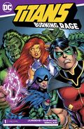 Titans Burning Rage Vol 1 1