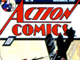 Action Comics Vol 1 18
