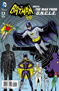 Batman '66 Meets the Man from U.N.C.L.E. Vol 1 6