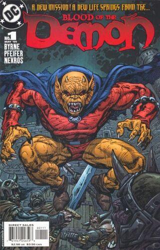 Blood of the Demon Vol 1 (2005-2006) 320?cb=20081121140926